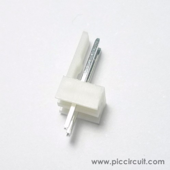 Wafer Terminal (2.54mm, Straight, 1x2 Way)