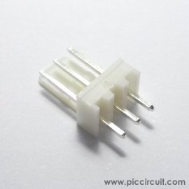 Wafer Terminal (2.54mm, Straight, 1x3 Way)