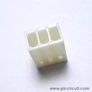 Wafer Housing (2.54mm, 1x3 Way)