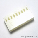 Wafer Housing (2.54mm, 1x9 Way)