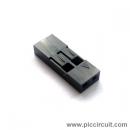 Pin Housing (2.54mm, 1x2 Way)