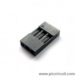 Pin Housing (2.54mm, 1x3 Way)