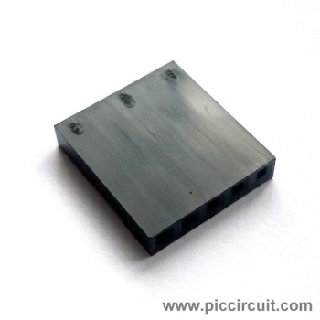 Pin Housing (2.54mm, 1x5 Way)