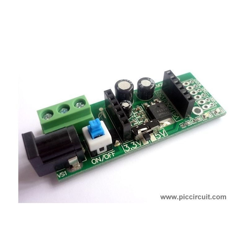 iCM27 - Power Supply Module (3.3V & 5.0V)