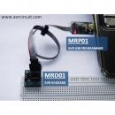 MRP01 - AVR USB Programmer with MRD01 AVR IO Board