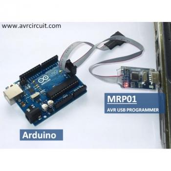 MRP01 - AVR USB Programmer with Arduino