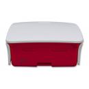 Raspberry-Pi-Case Enclosure, RPI 2& B+, Raspberry & White