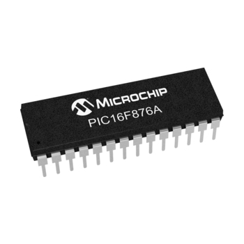 PIC16F876A-I/SP (PDIP-28)