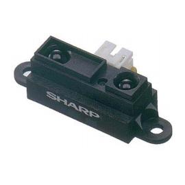 GP2Y0A21YK0F (Sharp Distance Sensor, Analog output, 10-80 cm / 0.33-2.6 feet)