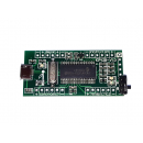 iCP12B (1mV+) - usbStick (Micro USB DAQ, PC Oscilloscope, Data Logger, Frequency Generator, PIC18F2553 IO Board)
