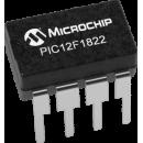 PIC12F1822-I/P (PDIP-8)