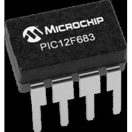 PIC12F683-I/P (PDIP-8)