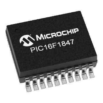 PIC16F1847-I/SS (SSOP)