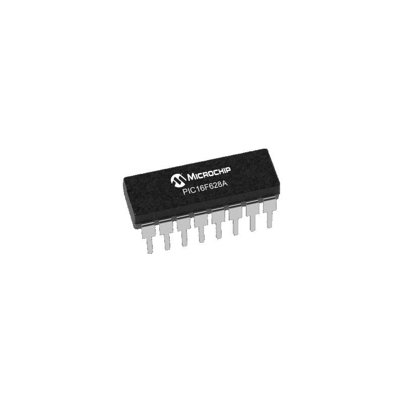 PIC16F628A-I/P (PDIP)