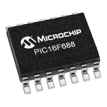 PIC16F688-I/SL (SOIC)