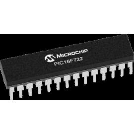 PIC16F722-I/SP (PDIP)