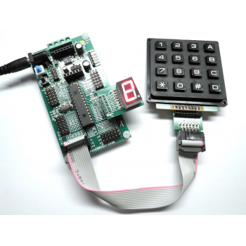 iCP05 - iBoard Lite with Keypad & 7 Segment