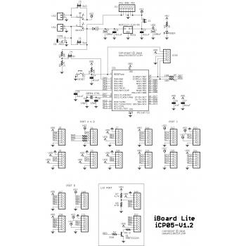 iCP05 - iBoard Lite Schematic